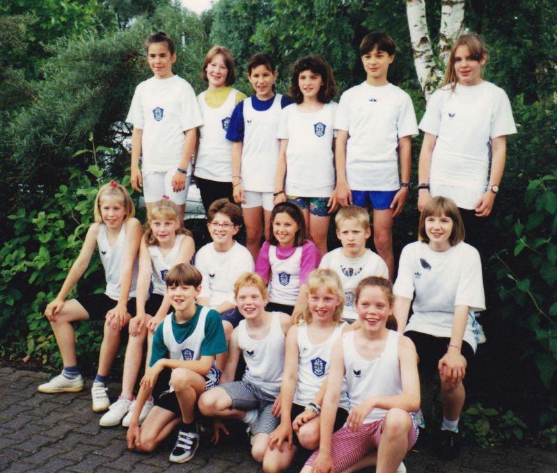 Leichtathletik - SKG Erfelden